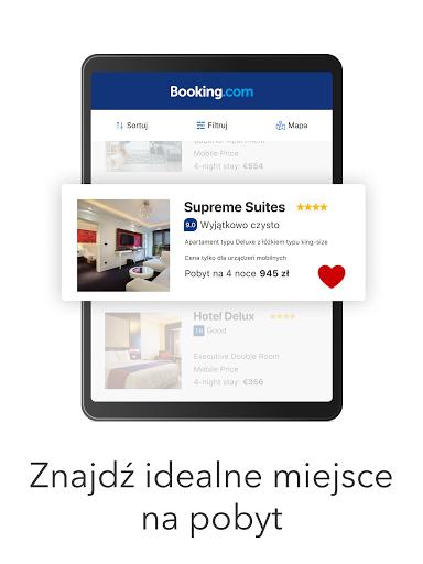 Booking.com Rezerwacja Hoteli screenshot 5