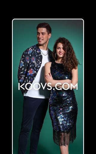 Koovs Online Shopping App скриншот 1