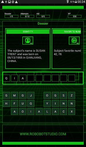 HackBot Hacking Game screenshot 8