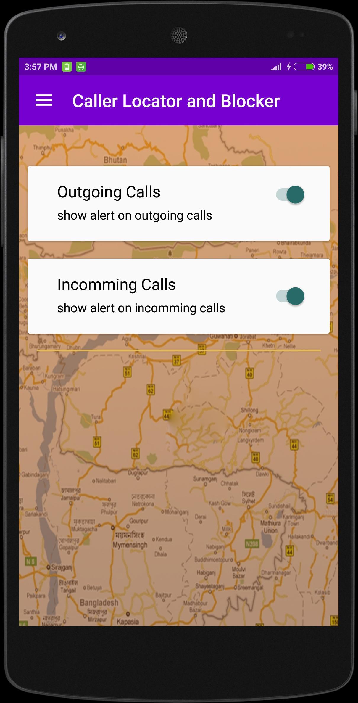 Mobile Caller ID, Blocker screenshot 7