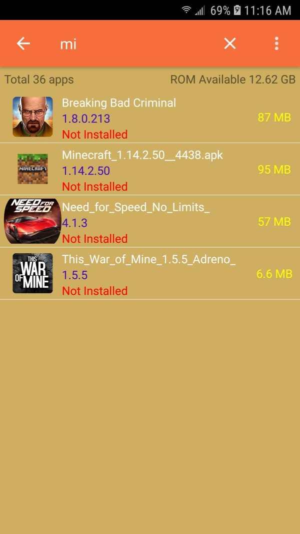 Apk Installer screenshot 10