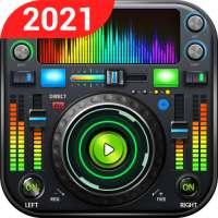 مشغل موسيقى - مشغل MP3 وباس الداعم on 9Apps