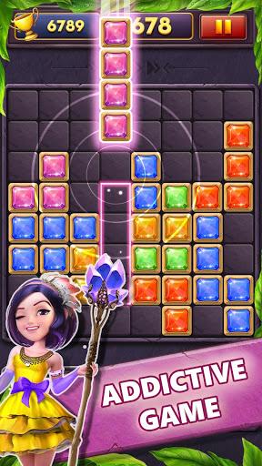Block Puzzle Gems Classic 1010 screenshot 4