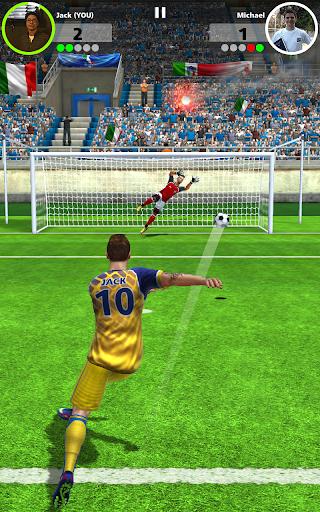 Football Strike - Multiplayer Soccer 6 تصوير الشاشة