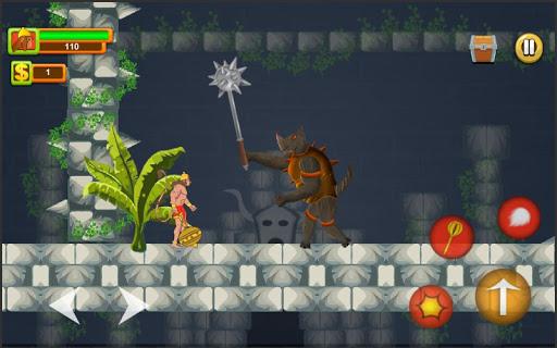 Hanuman Adventures Evolution 4 تصوير الشاشة