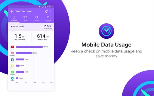 Check Data Usage - Monitor Internet Data Usage screenshot 7