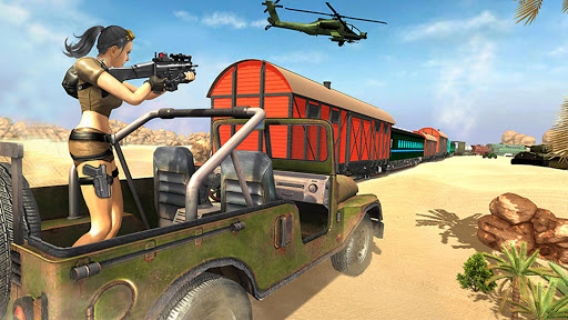 Cover Strike Fire Shooter: Action Shooting Game 3D screenshot 1