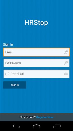 HRStop screenshot 3