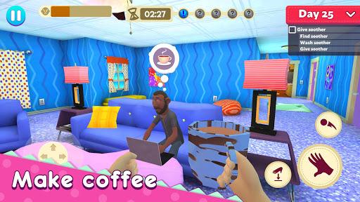 Mother Simulator: Happy Virtual Family Life 3 تصوير الشاشة