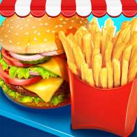 Street Food Stand Cooking Game for Girls on 9Apps