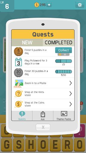 بكتوورد: ألعاب كلمات ممتعة، لعبة كلمات للدماغ 4 تصوير الشاشة