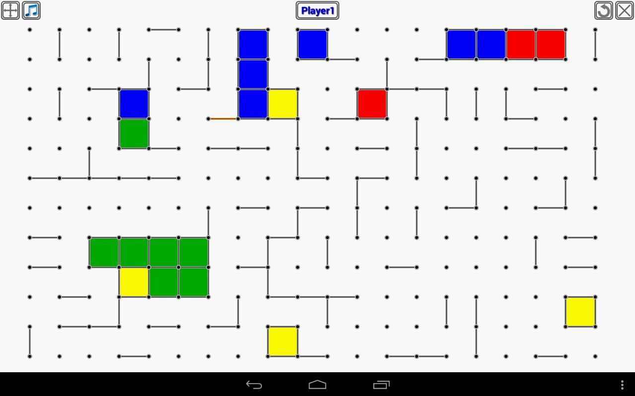 Dots and Boxes screenshot 4