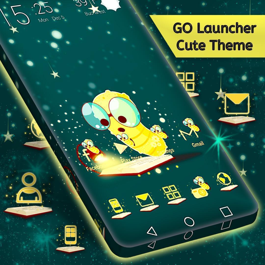 Cute Theme For Launcher 1 تصوير الشاشة