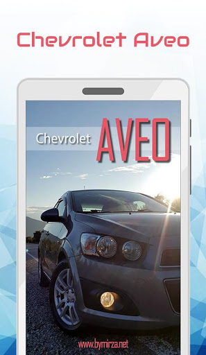 Chevrolet New Aveo Sonic T300 screenshot 2