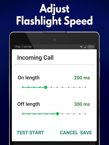 Flash Alerts LED - Call, SMS screenshot 12