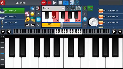 Portable ORG Keyboard 2 تصوير الشاشة