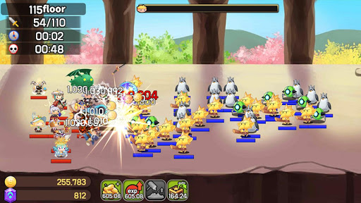 Tower of Farming - idle RPG (Soul Event) screenshot 8