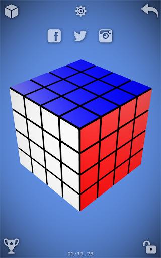 Magic Cube Puzzle 3D 24 تصوير الشاشة
