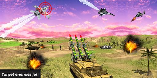 Ultimate Missile War WW2- Missile Combat 2019 screenshot 1