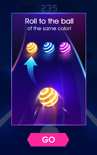 Dancing Road: Color Ball Run! 5 تصوير الشاشة