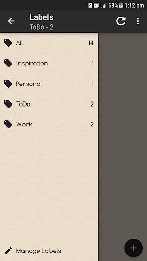 Sticky Notes ! 5 تصوير الشاشة