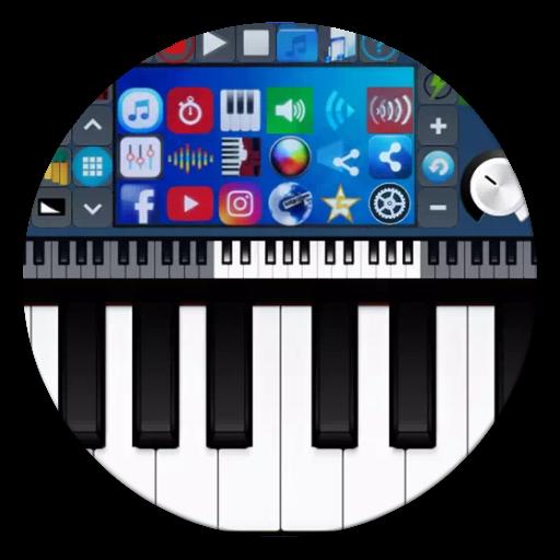 Portable ORG Keyboard أيقونة