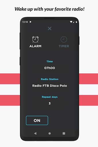 Radio Poland: Free FM radio, Internet radio screenshot 6
