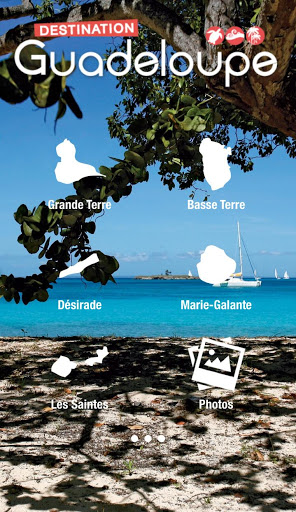 Destination Guadeloupe 1 تصوير الشاشة