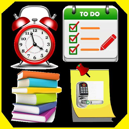 To Do List Notes Alarm Color Reminder Note Notepad screenshot 9