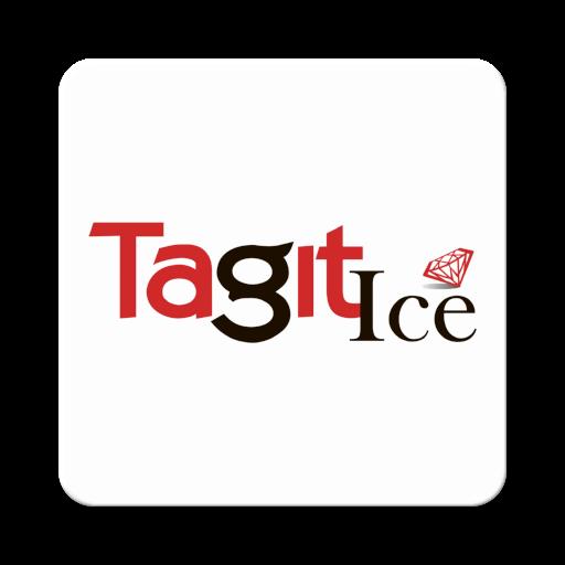 Tagit Ice أيقونة