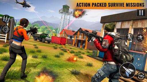 FPS Commando Anti Terrorist Strike Shooting Games 2 تصوير الشاشة