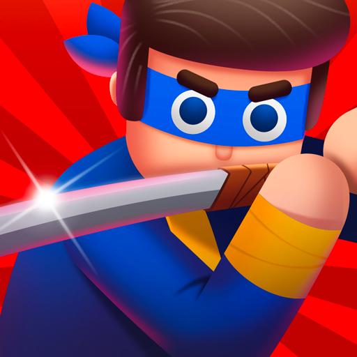 Mr Ninja - Slicey Puzzles icon