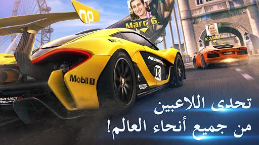 Asphalt 8: القيادة الهوائية - سباق سيارات ممتعة 4 تصوير الشاشة