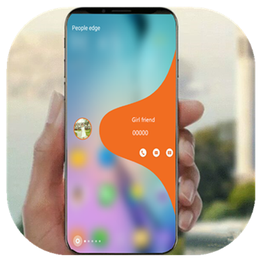 Edge Screen S20 S10  S8 Note8 S9 Note 9 أيقونة