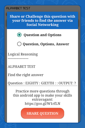 Logical Reasoning Test : Practice, Tips & Tricks screenshot 20