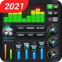 Equalizer Pro - Volume Booster & Bass Booster on APKTom