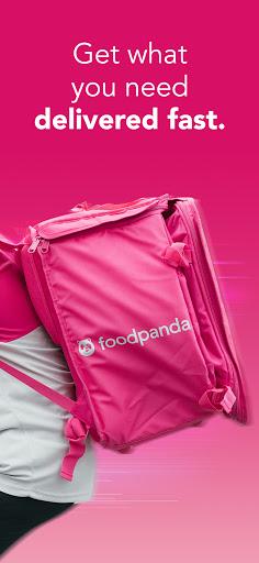 foodpanda - Local Food & Grocery Delivery 4 تصوير الشاشة
