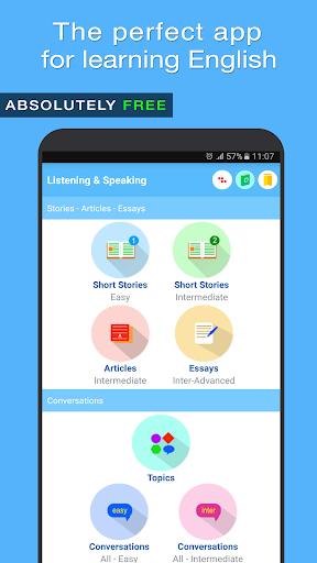 English Listening and Speaking screenshot 1