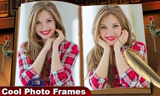Photobook Photo Editor – Dual Frames Photo Collage screenshot 8