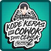 Kode Keras Cowok 2 - Back to School on 9Apps