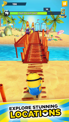 Minion Rush: Despicable Me Official Game screenshot 5