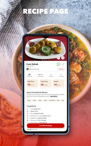 BetterButter - Recipes, Diet Plan & Health Tips screenshot 4
