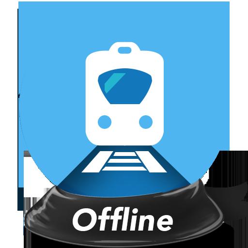 Where is my Train : Indian Railway Train Status иконка