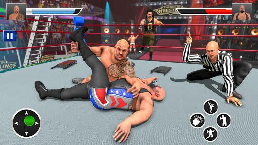 Real Wrestling Stars 2021: Wrestling Games screenshot 5