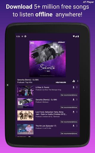 Free Music Downloader Download MP3. YouTube Player screenshot 19