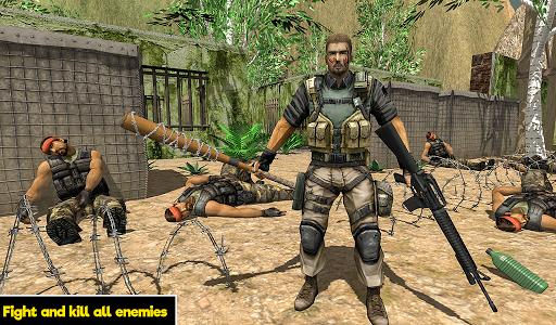 Commando behind the Jail- Escape Plan 2019 screenshot 6