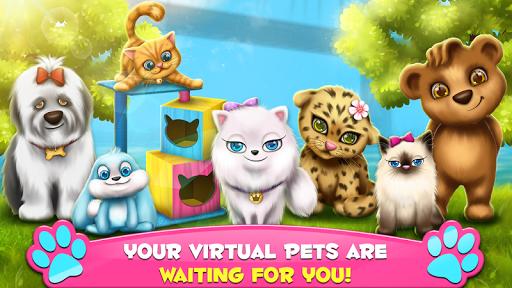 Pet House Decoration Games screenshot 1