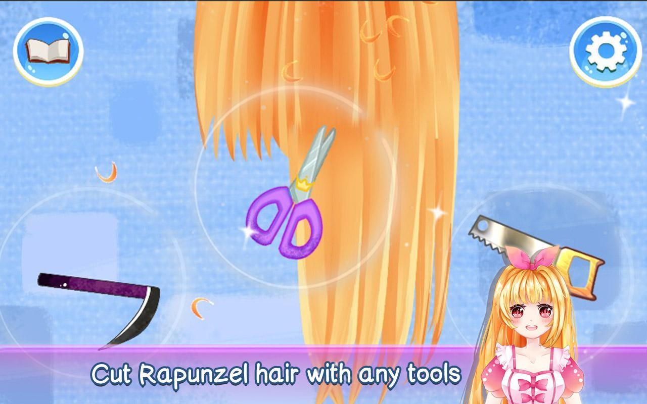 Rapunzel, Princess Fairytales and Bedtime Stories screenshot 4