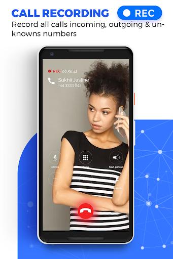 Caller ID Name Locator & Tracker, Spam blocking screenshot 2
