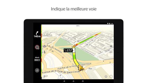 Yandex.Navi - Île-de-France screenshot 11